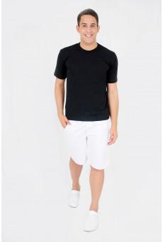 Camisa Malha Unissex Preta