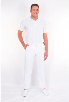 Calca Social Masculina Branco