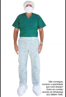 Calça Cirúrgica Descartável