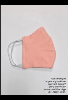 Máscara Malha Salmão